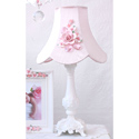 Pink Bouquet Lamp