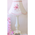Rose Bouquet Table Lamp