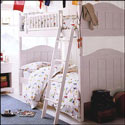Board and Batten Bunk Bed