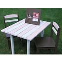 Kids Cottage Table and Chairs