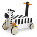 Ride-On Zebra
