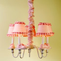 Mary Jane 5 Arm Chandelier